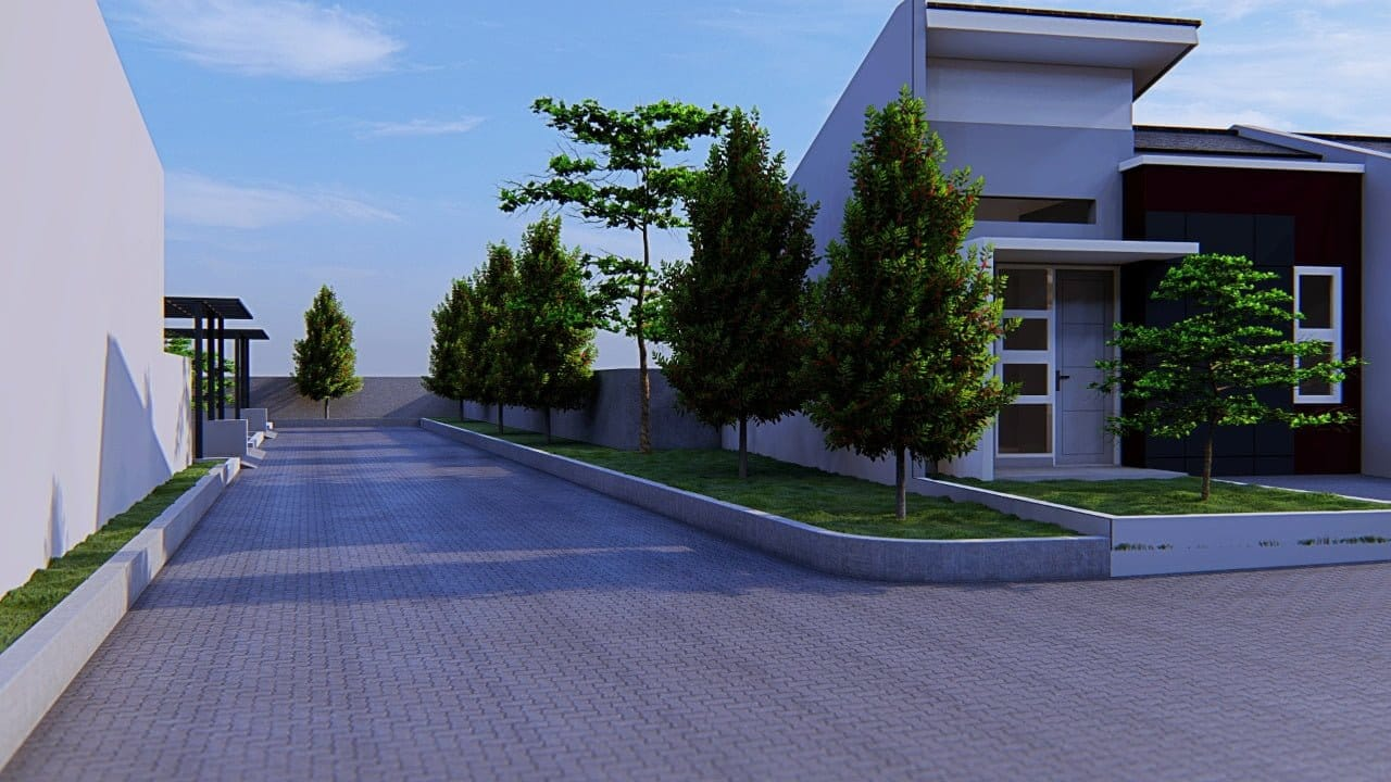 area jalan